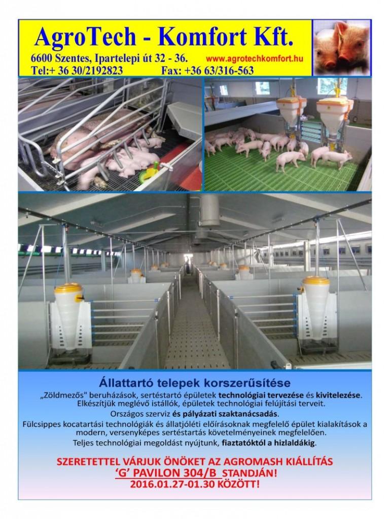 AGROmashEXPO, AgrárgépShow 2016